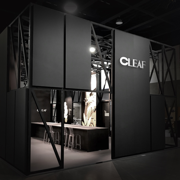 Cleaf | SICAM, Pordenone | 16 – 19 October 2018