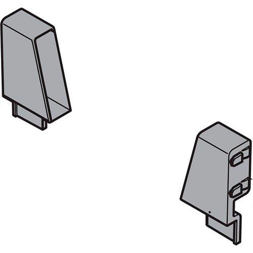 Адаптер для ящика под мойку, левый+правый, серый