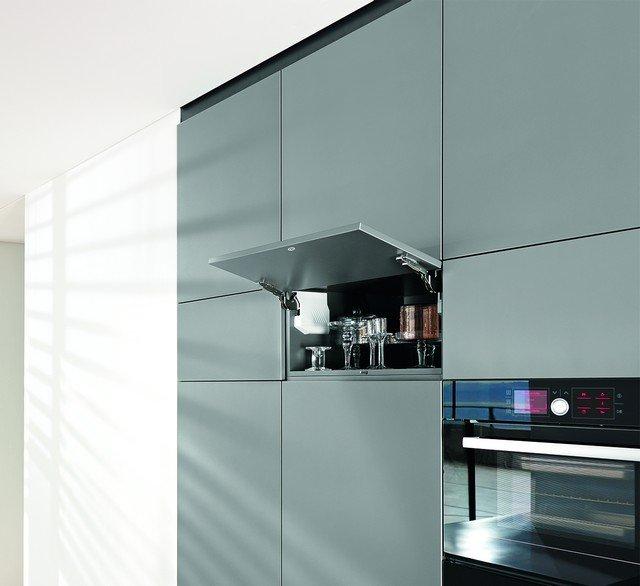 AVENTOS HK-S CE, TIP-ON серый