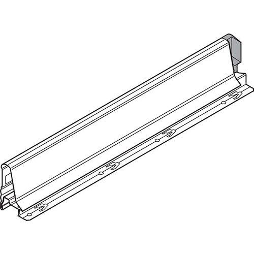 Боковина TANDEMBOX N (68 мм), L=450мм, лев., серый