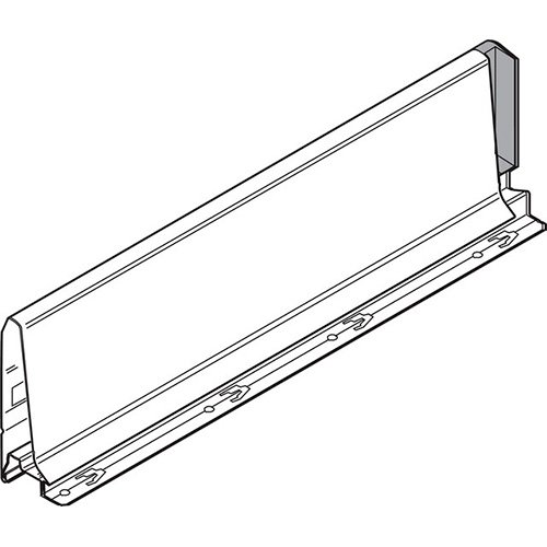 Боковина TANDEMBOX K (115 мм), L=450мм, левая, белый