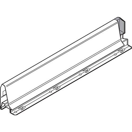 Боковина TANDEMBOX N (68 мм), L=500мм, лев., серый