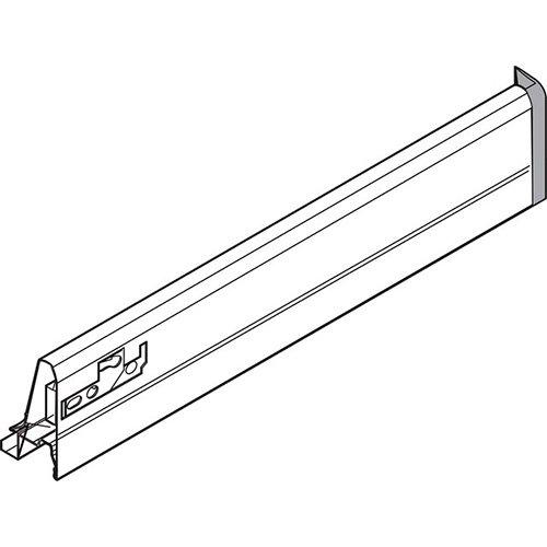Боковина TANDEMBOX N (68 мм), L=550мм, прав., белый