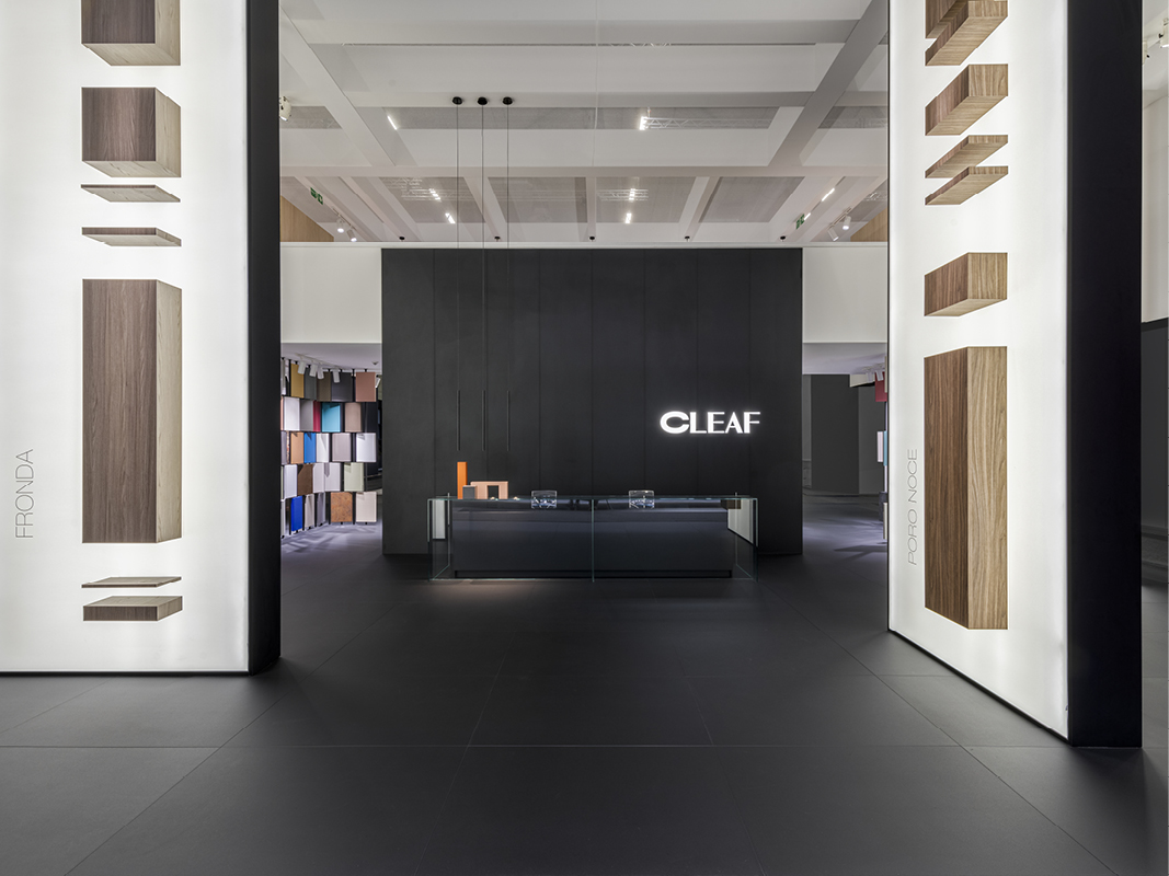 Cleaf | INTERZUM