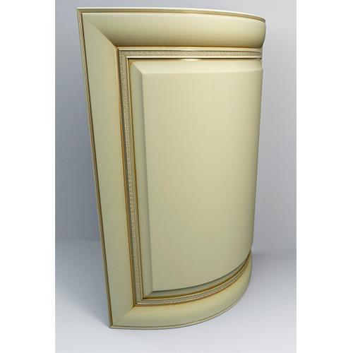 Дверцята Monaco заокругл. 716х330мм