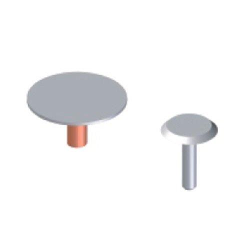 Кнопка для выключателя TOUCHTRONIC d=12мм, хром