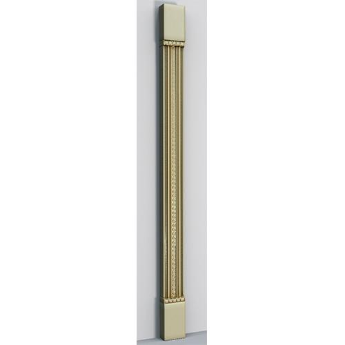 Колона з тисненням Monaco 716х50х28мм