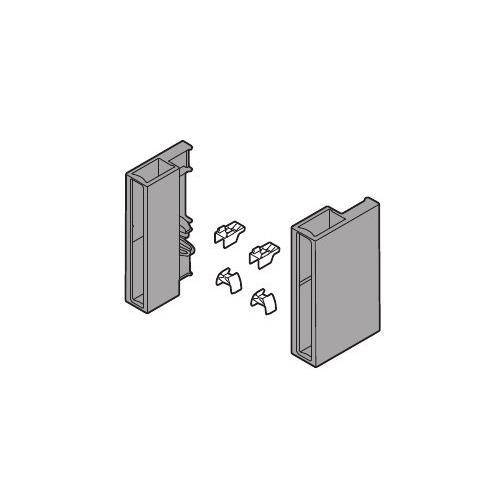 Комплект держателей вставки INTIVO, серый