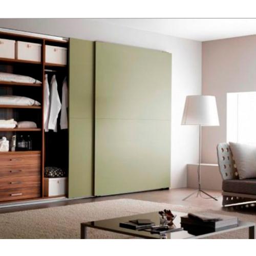 Комплект для 2-х дв шкафа l=2000мм толщина двери до 35мм весом до 100 кг (h=33) с 4мя стопорами
