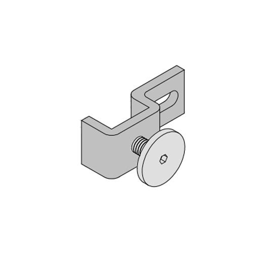 Крепежная пластина 3PC002 для С7007 с регулировкой