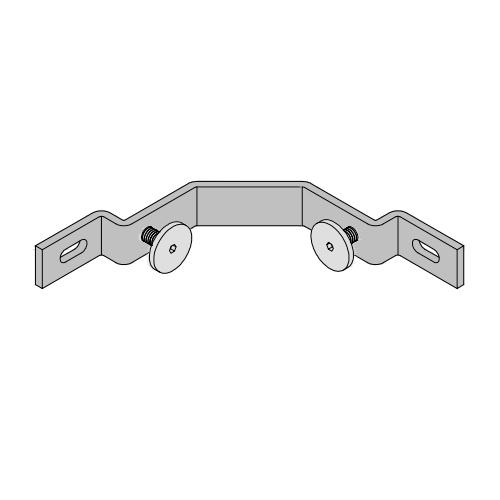 Крепежная пластина д/С7007 (угловая 90град)