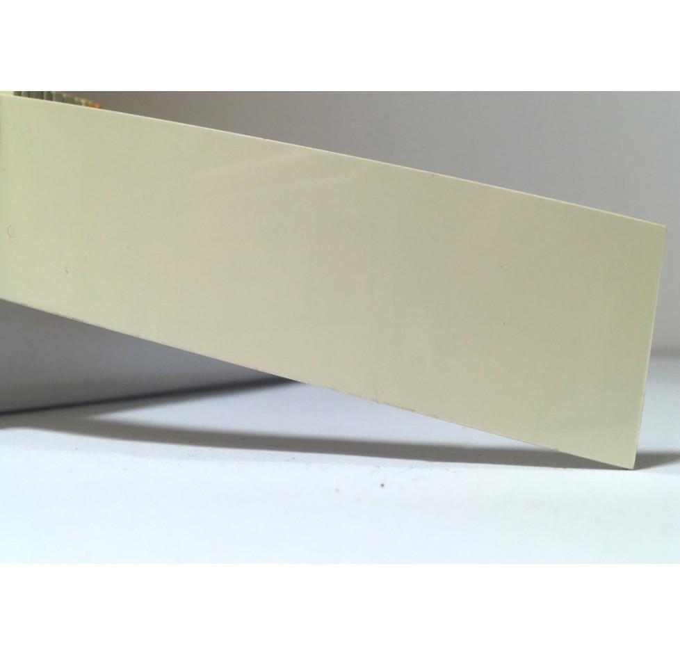 Лента ваниль (сл кость) глянец 23х1,3 мм, uni, 100