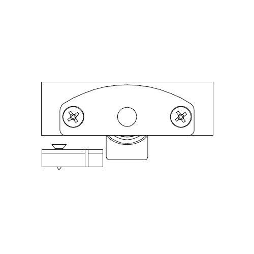 Механизм нижний Scorribase Mini для квадр. профиля (сталь)
