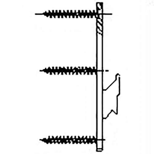Монтажная планка к навеске ATC301/302