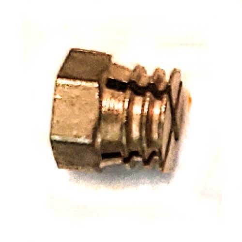 Муфта М4х5,5 для болта P.150.05.24.02, латунь