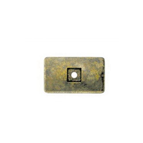 Накладка декоративная, латунь антик (к арт.2340035)