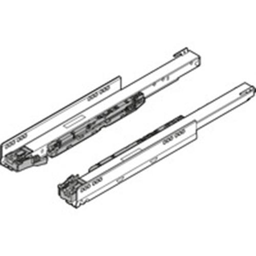 Направляющая LEGRABOX с Blumotion S, 40кг, L=550мм, левая+правая
