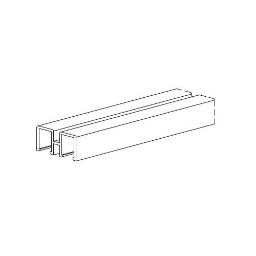 Направляющая верхняя Scorribase Mini (пластик), 3м
