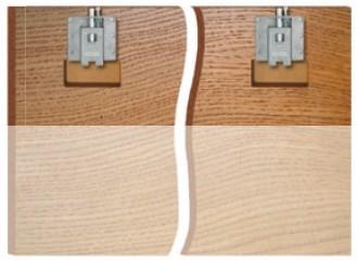 Навесная планка 80x30мм для подвеса арт.814.64.Z0 (замена ка891.AC.Z1.80.30)