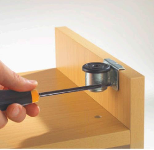 Опора для шкафа d=38мм (забивная)