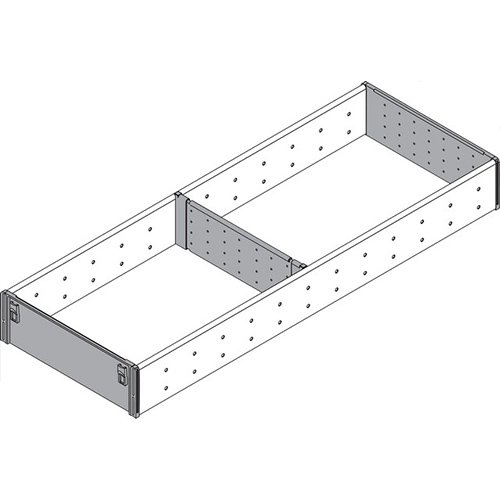 ORGA-LINE для TANDEMBOX, NL = 550 мм, ширина = 194 мм