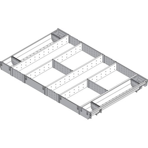 ORGA-LINE для TANDEMBOX, NL = 550 мм, CW = 900 мм