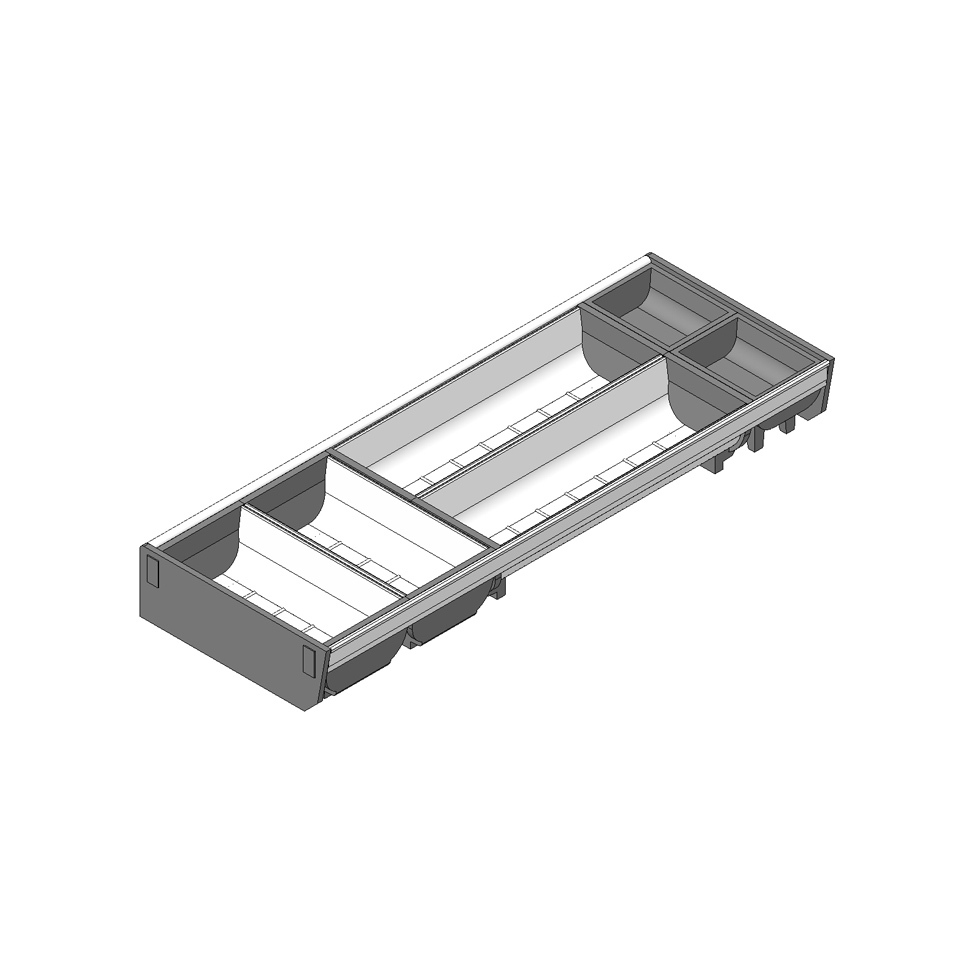 ORGA-LINE для TANDEMBOX, NL = 550 мм, ширина = 192 мм