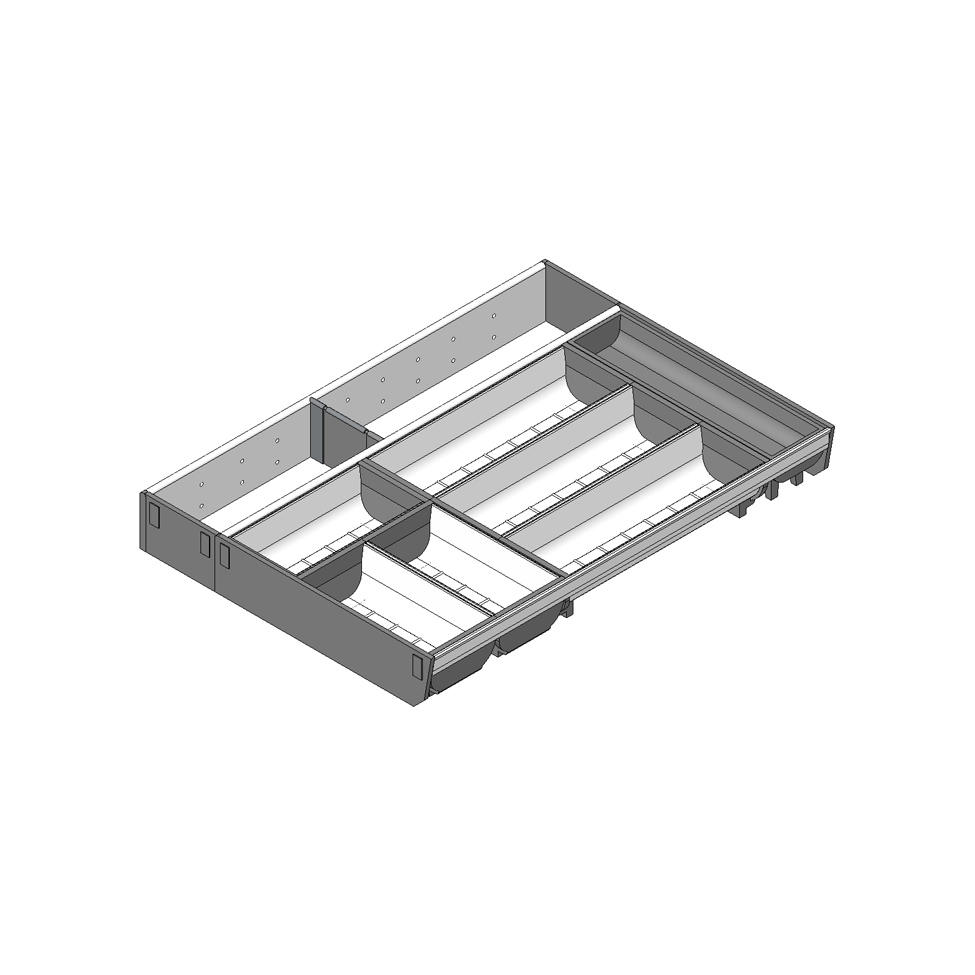 ORGA-LINE для TANDEMBOX, NL=550мм, ширина=377мм