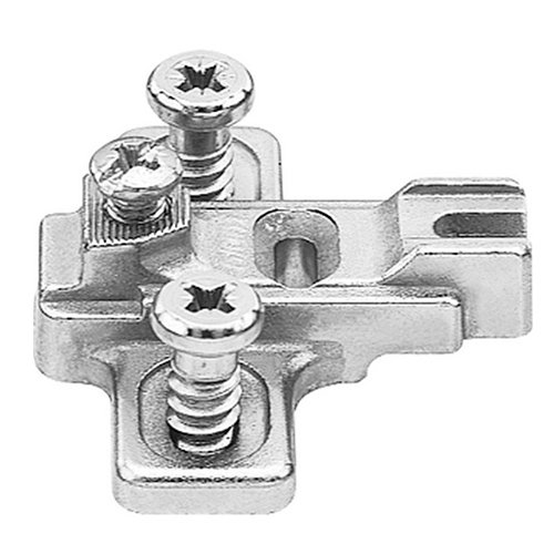 Отв. планка CLIP, прям. (20/32мм), 0 мм, сталь, EXPANDO