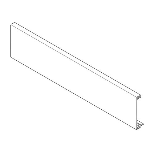 Передняя панель INTIVO L=1036мм, никель2