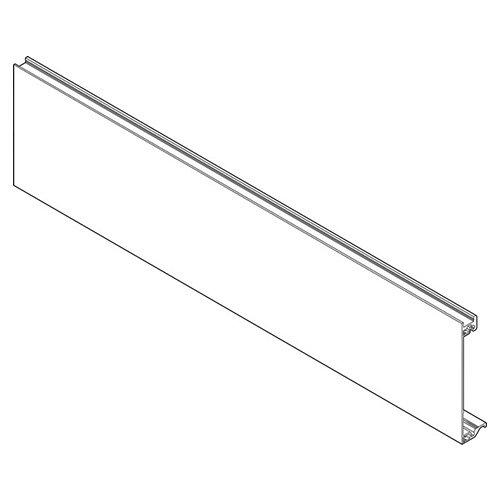 Передняя панель INTIVO L=1036мм, с пазом, белый шелк