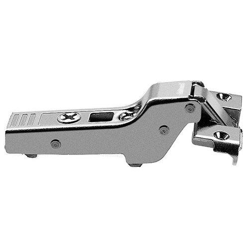 Петля CLIP top, для алюминиевых рамок, полунакладная угол откр. 95°, (овал.фрез.)