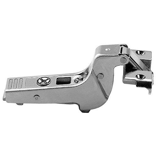 Петля CLIP top, для алюминиевых рамок, вкладная, угол откр. 95°, (овал.фрез.)