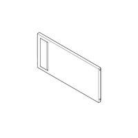 Попереч. разделитель AMBIA-LINE для LEGRABOX стандартный ящик, шир =192.6 мм, ОРИОН