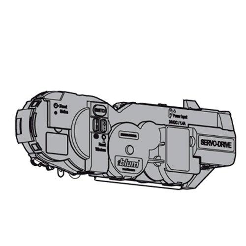Привод SD AVENTOS (HF,HS,HL), тем.-серый