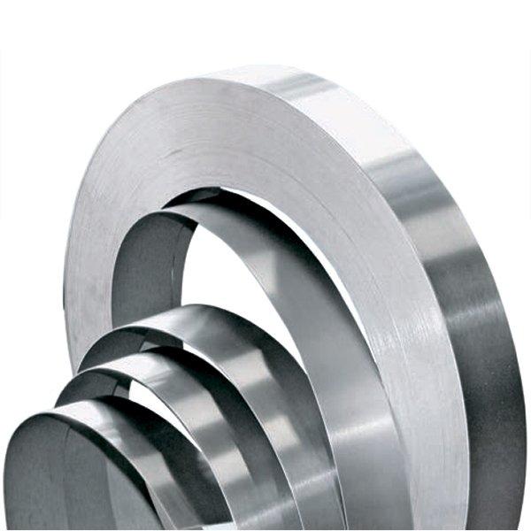 Профиль 8х0.8х3000мм (самоклейка), алюминий С7