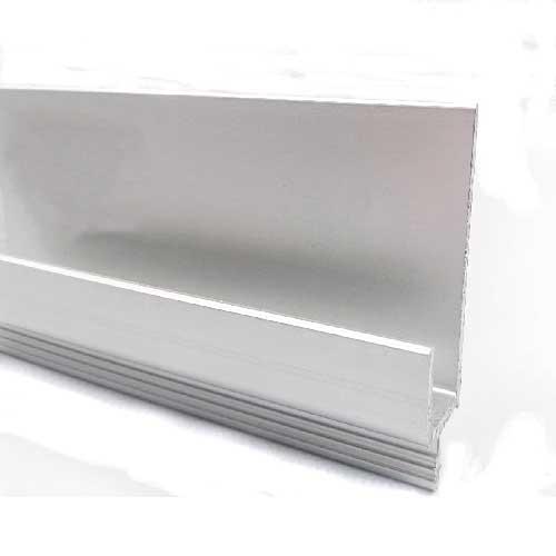 Профиль-ручка нижняя 2740мм, алюминий