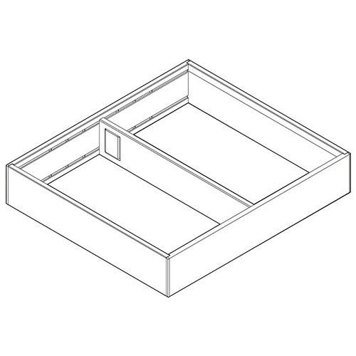 Рама AMBIA-LINE для LEGRABOX стандарт.ящик, L=270мм, шир.=242мм,  ОРИОН