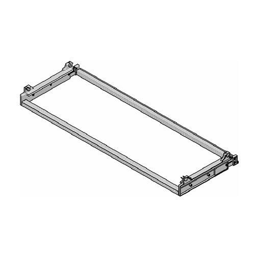 Рамка для сушки 600/564х280/330х71мм, алюм.