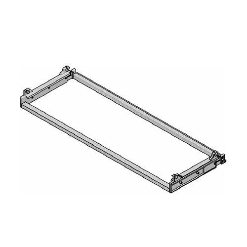 Рамка для сушки 800/764х280/330х71мм, алюм.