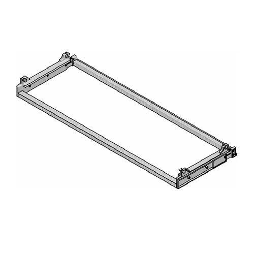 Рамка для сушки 900/864х280/330х71мм, алюм.