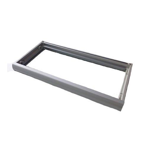 Рамка для сушки Elite 900/864х280/330х71мм, алюм.