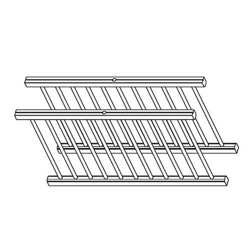 Решетка для сушки Venezia (пара) 335х567x22мм