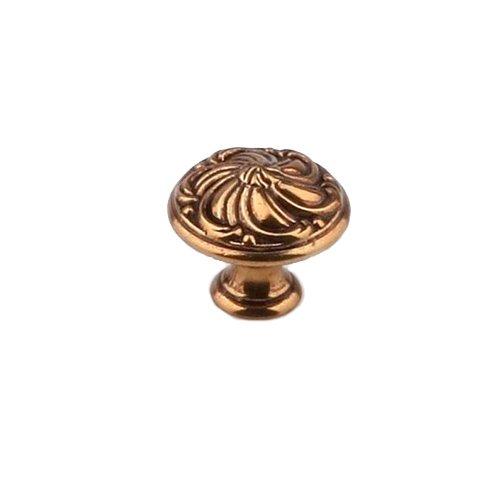 Ручка-кнопка d=30 мм, стара бронза