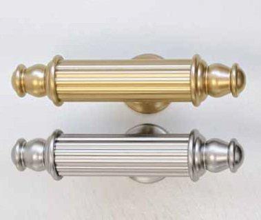 Ручка-кнопка римское золото
