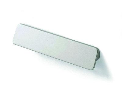Ручка, L=106мм, м/о 96мм, алюминий мат.