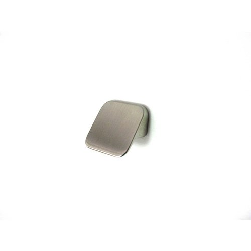 Ручка L=25мм,  м/о 16мм, никель сатин пол.