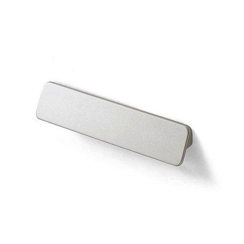 Ручка L=74мм, м/о 64мм, металик мат.