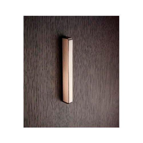 Ручка м/о 96мм, алюминий/вишня