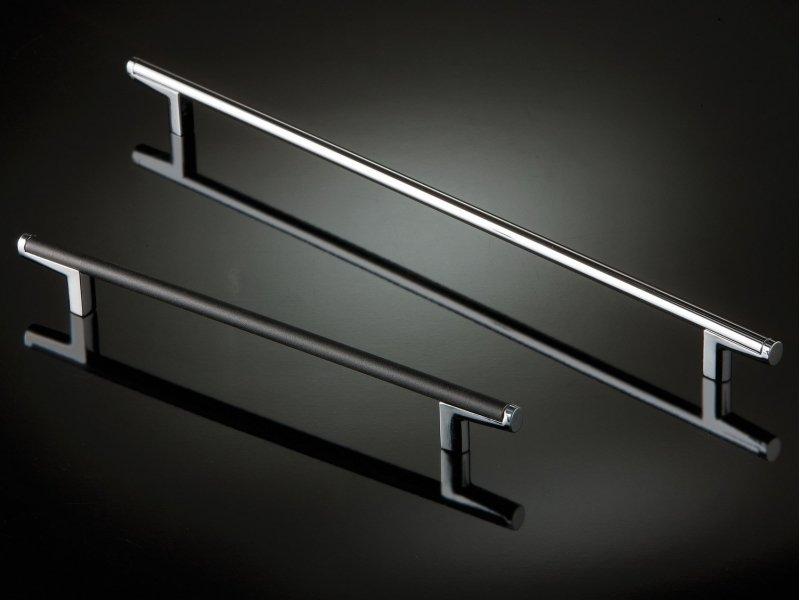 Ручка-скоба хром пол., м/о 320 (не применять на большие фасады)